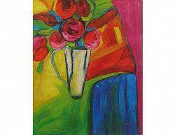 Obraz - Veselá kytice