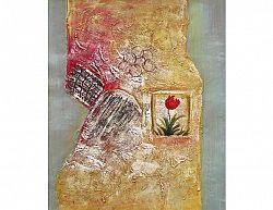 Obraz - Ztracená kytička