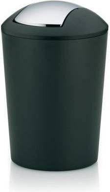 Odpadkový koš - MARTA plastový šedý 5l KL-22300 - Kela