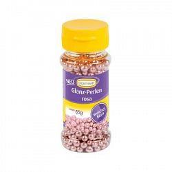 Perličky na zdobení růžové 65g - Gunthart