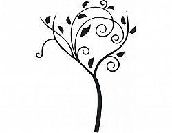 Samolepící dekorace Strom