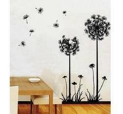 Samolepky na zeď - Letící přání - Nalepovací tabule