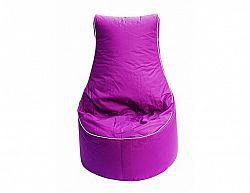 Sedací pytel BeanBag OutBag purple