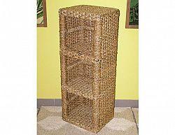Skříňka 3 úložné prostory-vodní hyacint