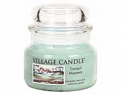 Vonná svíčka ve skle Jedinečné Okamžiky-Tranquil Moments, 11oz