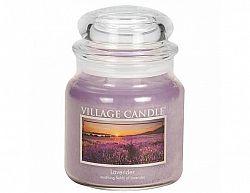 Vonná svíčka ve skle Levandule-Lavender, 16oz