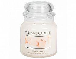 Vonná svíčka ve skle Pudrová svěžest-Powder Fresh, 16oz