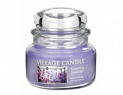 Vonná svíčka ve skle Rozmarýn a levandule-Rosemary Lavender, 11oz