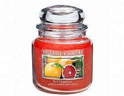 Vonná svíčka ve skle Růžový grapefruit-Pink Grapefruit, 16oz