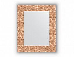 Zrcadlo v rámu, plástev měď