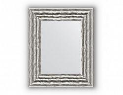 Zrcadlo v rámu, vlnky chrom