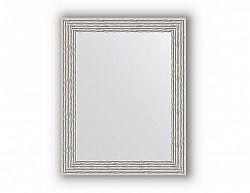 Zrcadlo v rámu, vlnky hliník