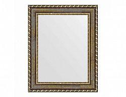 Zrcadlo zlatý akvadukt BY 0798, 54x74 cm