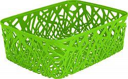 CURVER Košík na drobnosti - A4 - zelený R41113
