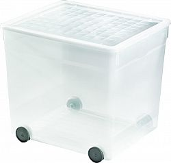 CURVER Úložný plastový box 33L s kolečky R41133