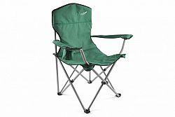 Divero 35106 Skládací kempingová židle XL - zelená