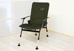 Divero 51 Židle s loketními opěrkami
