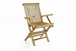 Divero Zahradní židle D47298