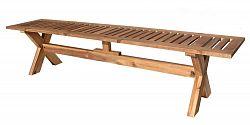 Dřevěná lavice GORDON - 200 cm Tradgard R59958