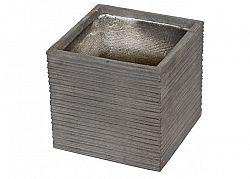G21 Stone Cube 24096 Květináč 36.5x36.5x34.5cm