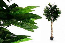 Garthen 160 Umělá rostlina strom - mango - 180 cm