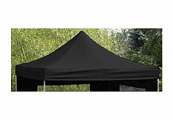 Garthen 2147 PROFI náhradní střecha na skládací zahradní stan, 3x3 m, černá