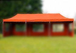 Garthen 32140 Náhradní střecha na zahradní skládací stan 3 x 9 m terakota