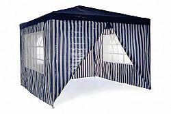 Garthen Zahradní párty stan 3 x 3 m - královská modrá