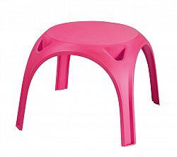 KETER KIDS TABLE dětský stoleček růžová 17185443