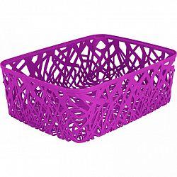 košík NEO A4 - fialový CURVER