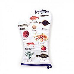 Kuchyňská chňapka mořský svět