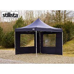 MAX 1545 Sada 2 bočních stěn pro zahradní altán 3 x 3 m - modrá