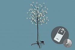 Nexos 39398 LED vánoční dekorace - Světelný strom - 96 LED 150 cm
