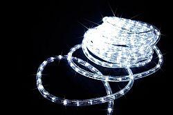 Nexos 555 LED světelný kabel 20 m - studená bílá, 480 diod