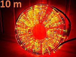 Nexos 894 Světelný kabel 10 m - barevná, 360 minižárovek