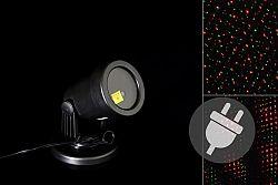 Nexos Trading GmbH & Co. KG Venkovní LED projektor - červená a zelená - dosah 15 - 20 m D41715