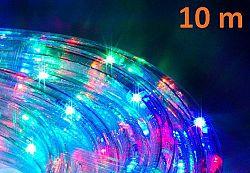 OEM D00825 LED světelný kabel 10 m - barevná, 240 diod