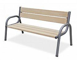 ROJAPLAST ROYAL parková lavice 170cm
