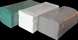 Ručníky Z-Z/250 zelené S 5000ks