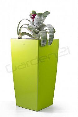 Samozavlažovací květináč G21 Linea zelený 76cm