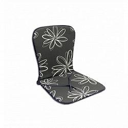 sun garden 35370 Sedák SAMOA - šedý s květy 30200-700