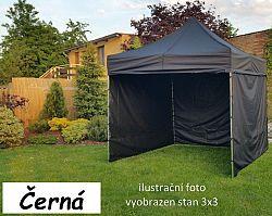Tradgard PROFI STEEL 57119 Zahradní párty stan 3 x 6 - černá