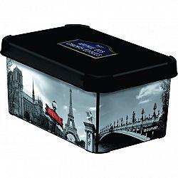 Úložný box - S - Paříž CURVER