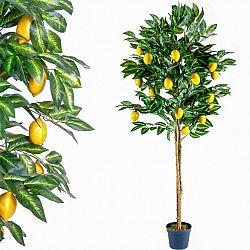 Umělá květina - Citron strom 184 cm OEM M01408