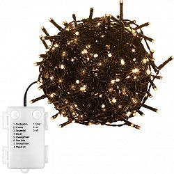 VOLTRONIC® 67676 Vánoční LED osvětlení - 5 m, 50 LED, teple bílé, na baterie
