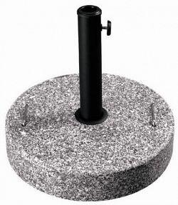 WOOD 3936 Podstavec pod slunečník granitový 25 kg