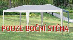 WOOD 41171 Bočnice k zahradnímu stanu 3602 - 2ks s okny - BÍLÉ