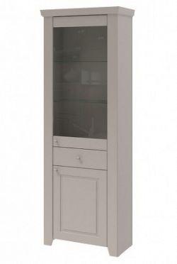 Domi - Vitrína 2x dveře (kašmír)