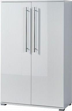 GW-Inside - botník, 2x dveře (bílá)