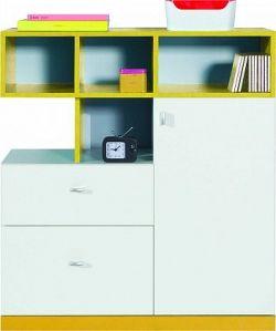 MOBI MO 9 (bílá lesk/žlutá)